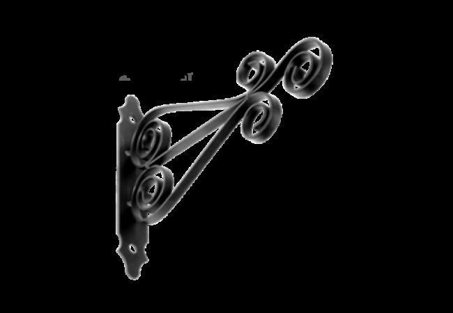 Кронштейн для кашпо мод.3 29 см