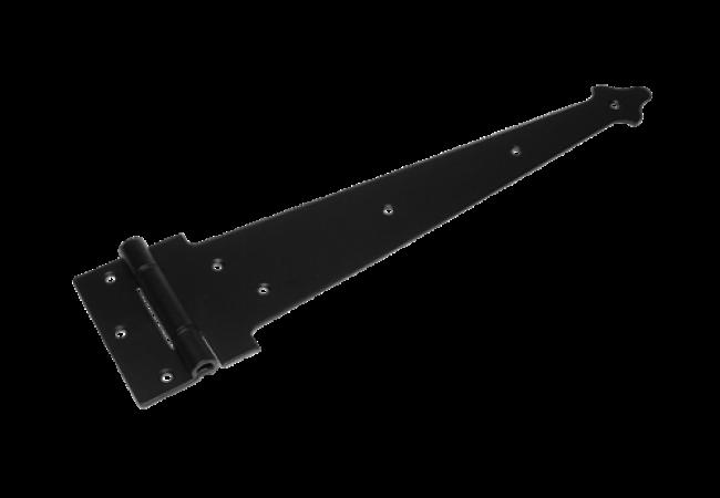 Петля-стрела фигурная ПС-400 мод.3
