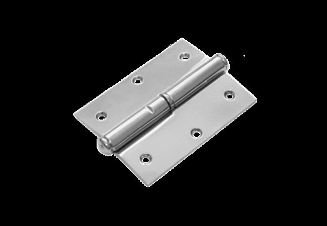Петля накладная ПН-85 правая с простым запятником (2.0 мм)