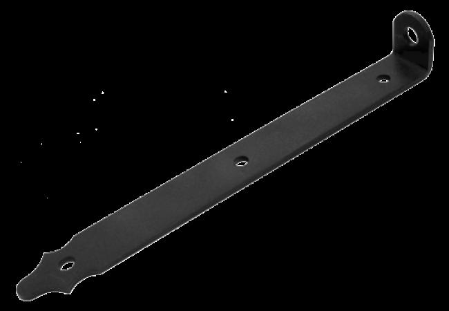 Проушина воротная 350х45х40 (толщ. 5 мм)