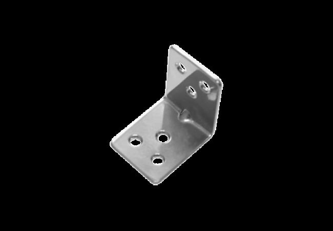 Уголок крепежный 40х40х30 (компл. 2 шт.)
