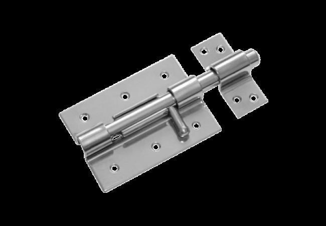 Засов дверной ЗД-100