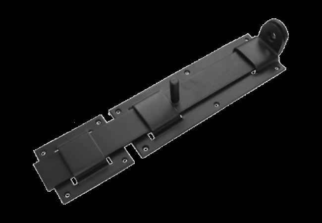 Засов с проушиной плоский ЗПП-350
